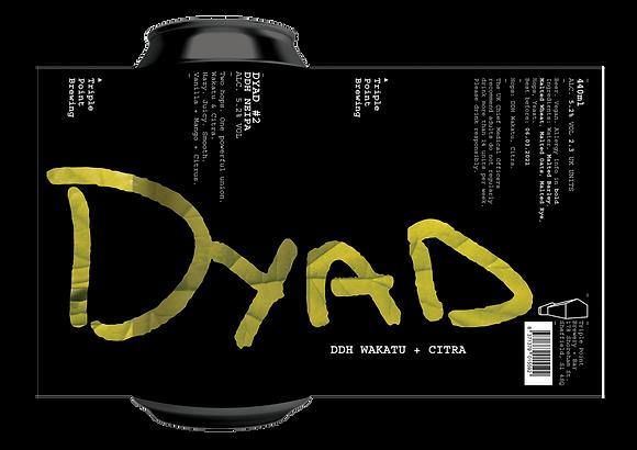 Triple Point Brewing - Dyad #2. 5.2%