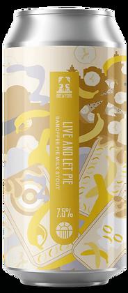 Brew York - Live & Let Pie. 7.5%