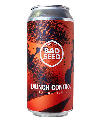 Bad Seed Brewery - Launch Control. 6.2%