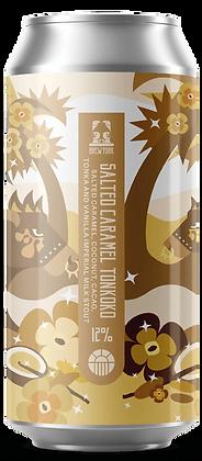Brew York - Salted Caramel Tonkoko. 12%