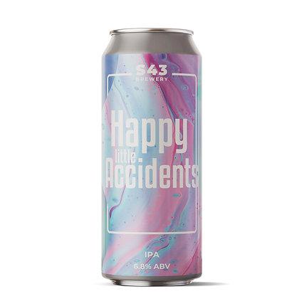 S43 - Happy Little Accidents. 6.8%