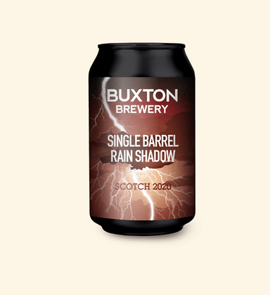 Buxton - Single Barrel Rain Shadow. 12%