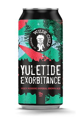 Wilde Child -  Yuletide Exorbitance. 11%