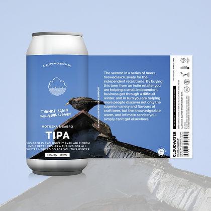 Cloudwater - TIPA. 10%