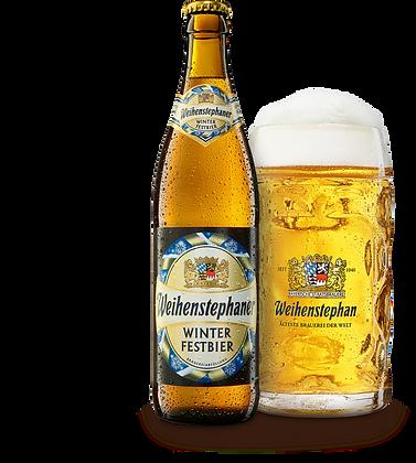 Weihenstephan - Winterfestbier. 5.8%
