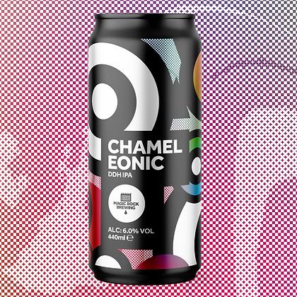 Magic Rock - Chameleonic. 6%