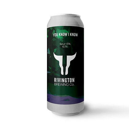 Rivington Brewery - You Know I Know.  6.1%