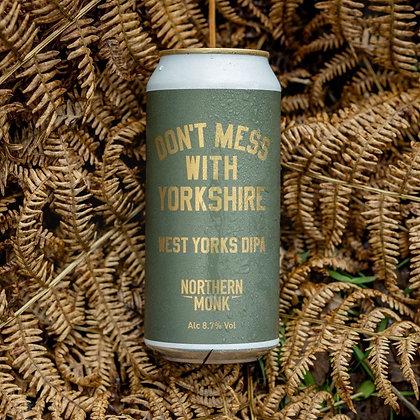 Northern Monk - Don't Mess With Yorkshire. 8.7%