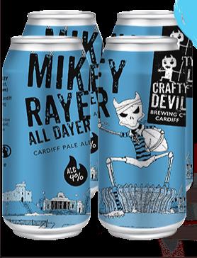 Crafty Devil - Mikey Rayer. 4%