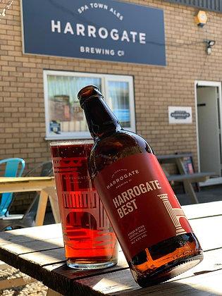 Harrogate Brewing Co. - Harrogate Best. 4.5%