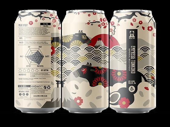 Brew York - Empress Tonkoko. 10.6%