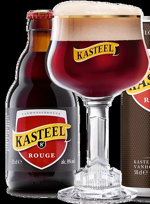 Kasteel - Rouge. 8%