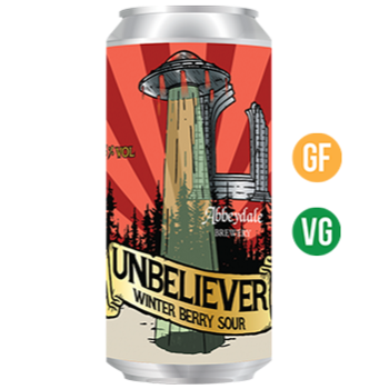 Abbeydale - Unbeliever: Winter Berry Sour. 4.5%