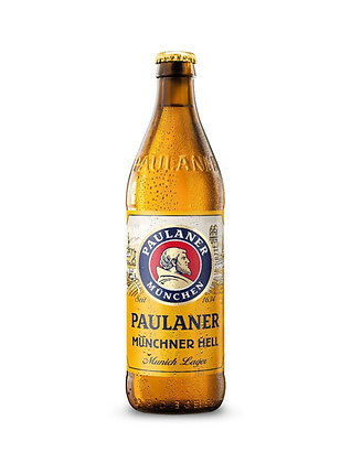 Paulaner Munich Lager. 4.9%