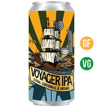 Abbeydale - Voyager IPA. 5.6%