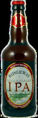 Ridgeway Brewing - IPA. 5.5%