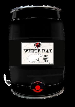 Ossett White Rat - mini keg. 4%