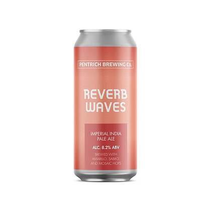 Pentrich Brewing Co. - Reverb Waves. 8.2%