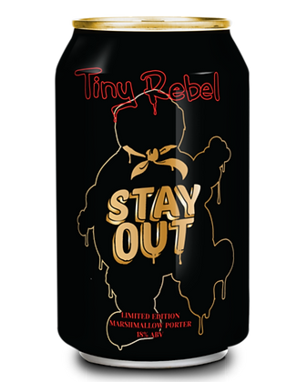 Tiny Rebel - Stay Out. 18%