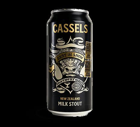 Cassels - Milk Stout. 5.2%