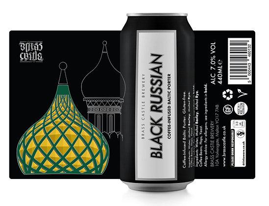 Brass Castle - Black Russian. 7%
