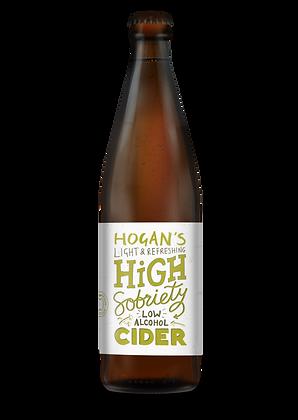 Hogan's High Sobriety. 1%