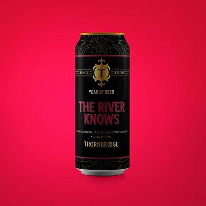Thornbridge - The River Knows. 6%