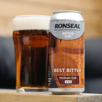 Northern Monk - Ronseal Best Bitter. 4.5%