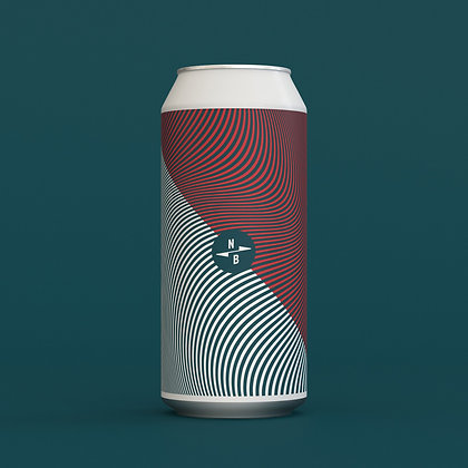 North Brewing Co. - Triple Fruited Gose. 4.5%