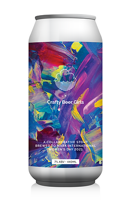 Cloudwater - A Single Act Of Kindness... 7% Stout