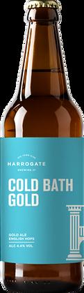 Harrogate Brewing Co. - Cold Bath Gold. 4.4%