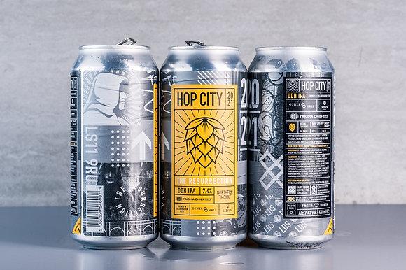 Northern Monk - Hop City 2021. 7.4%
