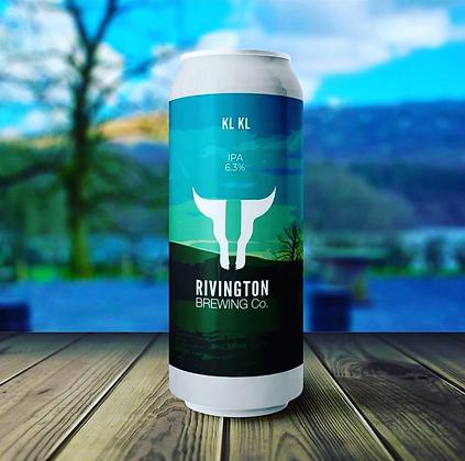 Rivington Brewery - KL KL. 6.3%