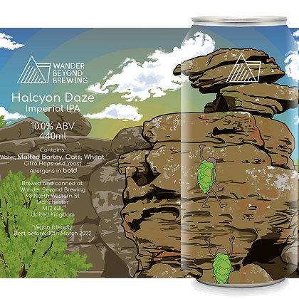 Wander Beyond - Halcyon Daze. 10%