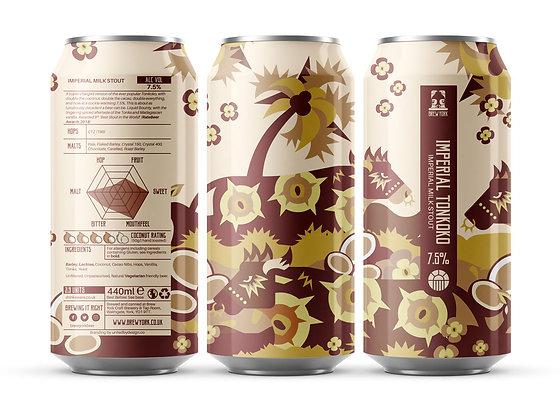 Brew York - Imperial Tonkoko. 7.5%