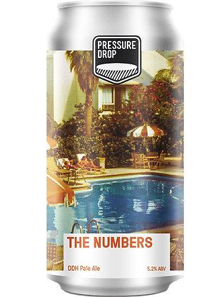 Pressure Drop - The Numbers 5.2%
