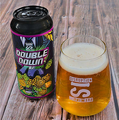 Ascot Brewing - Double Down. 8%