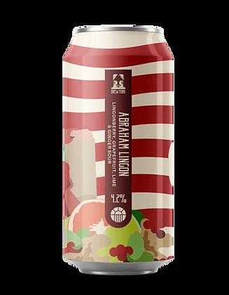 Brew York - Abraham Lingon. 4.2%