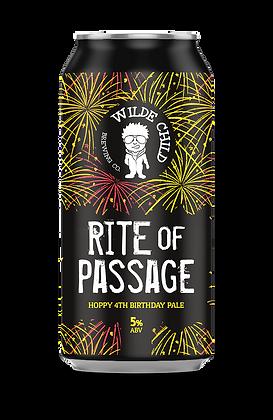Wilde Child -  Rite of Passage. 5%