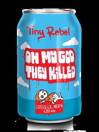Tiny Rebel - OMG They Killed Lotus. 4.8%