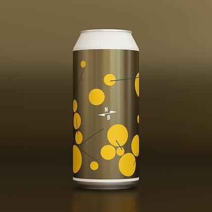 North x Overtone - Oat Cream Dipa. 8.4% DIPA