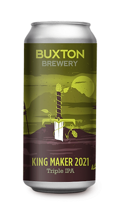 Buxton - King Maker 2021. 10.5%
