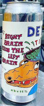 Deya - Right Brain Feeds The Left Brain. 11%