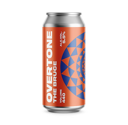 Overtone Brewing - The Bruce. 5.5%