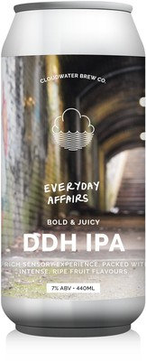 Cloudwater - Everyday Affairs. 6% DDH IPA