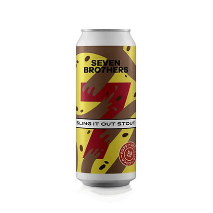 Seven Brothers - Sling It Out. 5.5%