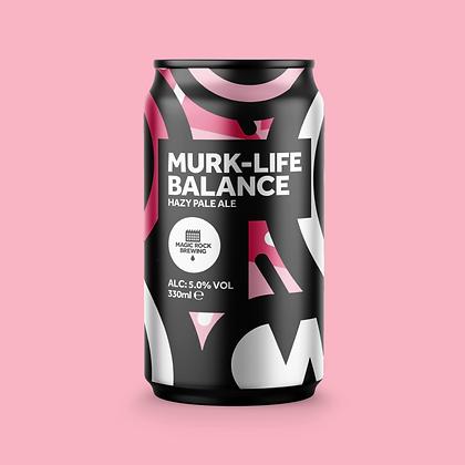 Magic Rock - Murk-Life Balance. 5%