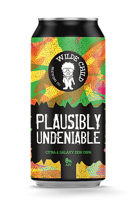 Wilde Child -  Plausibly Undeniable. 8%