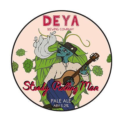 Deya - Steady Rolling Man. 5.2%