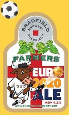 Bradfield - Euro2020 4.2% - 5-litre mini-keg